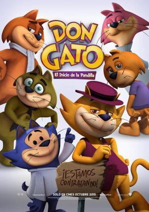 Don Gato: El inicio de la Pandilla