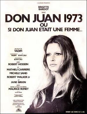 Si Don Juan fuese mujer