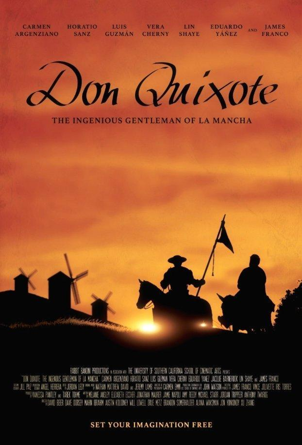 Don Quixote: The Ingenious Gentleman of La Mancha (2015