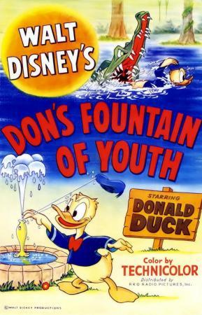 Pato Donald: La fuente de la juventud (C)