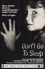 Don't Go to Sleep (TV)