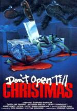 Don't Open Till Christmas (Do Not Open Until Christmas)