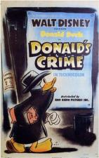 Donald Duck: Donald's Crime (C)