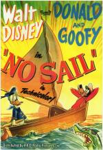 Donald Duck: No Sail (S)