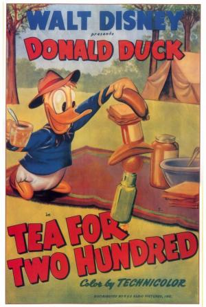 Donald Duck: Tea for Two Hundred (C)