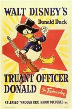 Pato Donald: Donald Agente anti-novillos (C)