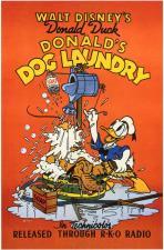 La lavandería de perros de Donald (C)