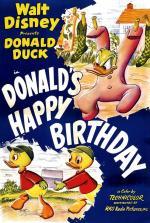 El feliz cumpleaños de Donald (C)