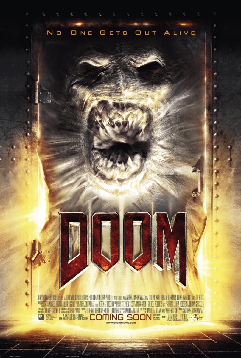 Doom [2005][Latino][1080p][MEGA]