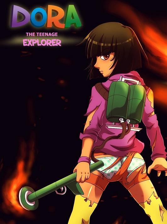 Dora The Teenage Explorer Tv Series 2014 Filmaffinity
