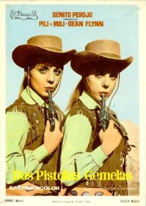 Sharp-Shooting Twin Sisters