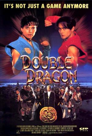 Double Dragon: The Movie