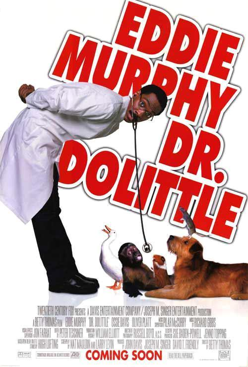 Dr. Dolittle [1998][Dual Latino][1080p][MEGA y GD]