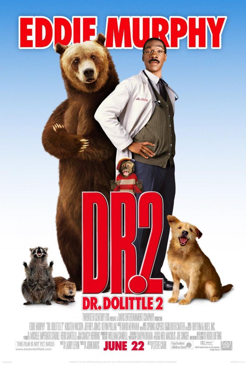 Dr. Dolittle 2 [2001][Dual Latino][1080p][MEGA]