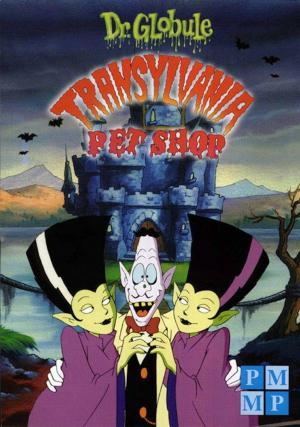 Dr. Zitbag's Transylvania Pet Shop (TV Series)