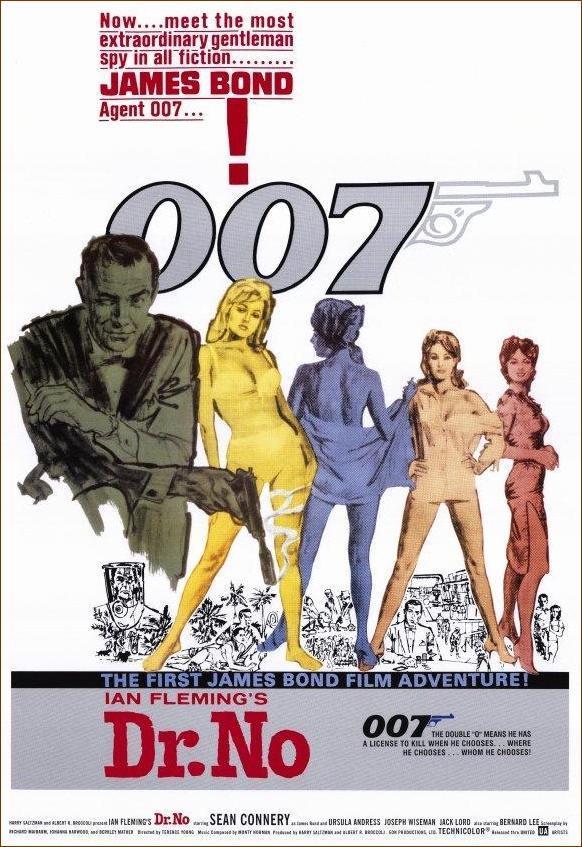 Agente 007 contra el Dr. No (1962) [1080p] [Dual Latino] [MEGA] (Subida propia)