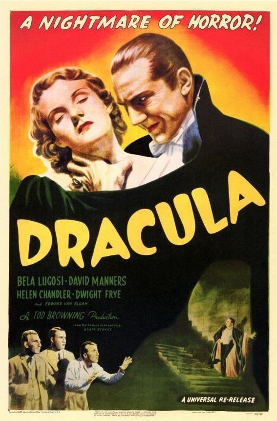 Resultado de imagen para Drácula (1931)