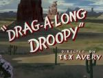 Drag-A-Long Droopy (C)