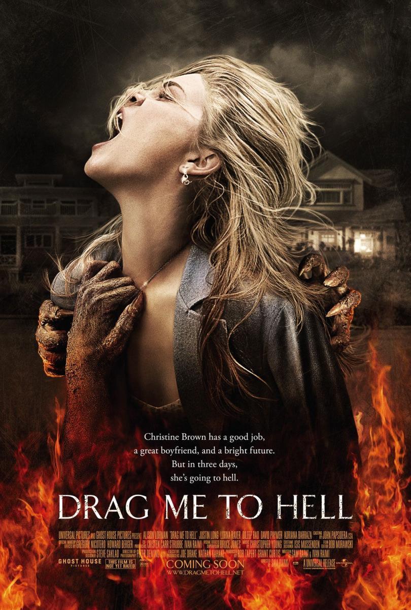 Arrástrame al infierno [2009][Latino][1080p][MEGA]