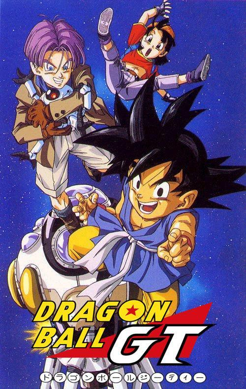 Dragon Ball GT (Serie de TV) [1080p] [Latino] [Google Drive](Subida propia)