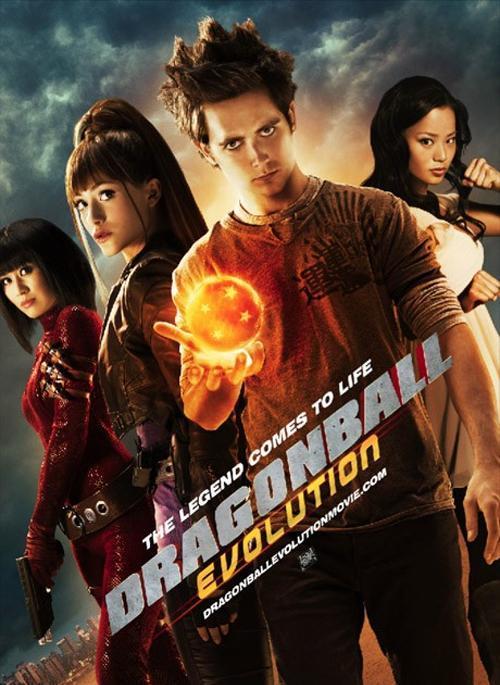 Dragonball evolución [2009] [1080p] [Latino-Ingles] [MEGA]