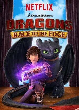Dragones: Hacia nuevos confines (Serie de TV)