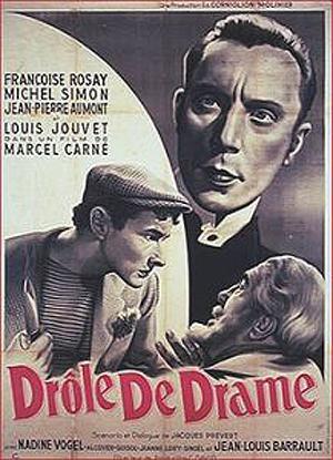Funny Drama (The Strange Adventures of Doctor Molyneaux)