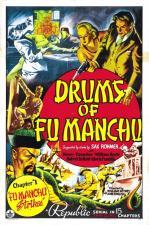 Los tambores de Fu Manchú