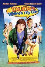 Colega, ¿dónde está mi coche?