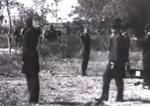 Un duelo a pistola en el bosque de Chapultepec (C)