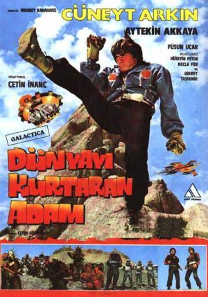 Dünyayi kurtaran adam (Turkish Star Wars)