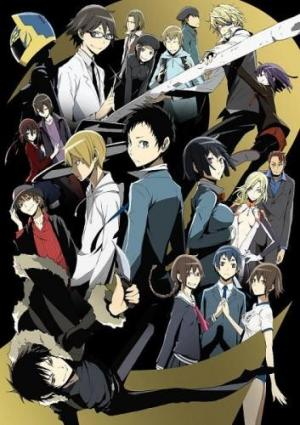 Durarara!!x2 Shou (Serie de TV)