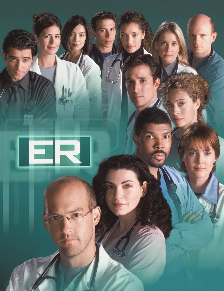 E R Urgencias Serie De Tv 1994 Filmaffinity -> Tv Novelas Sala De Urgencias