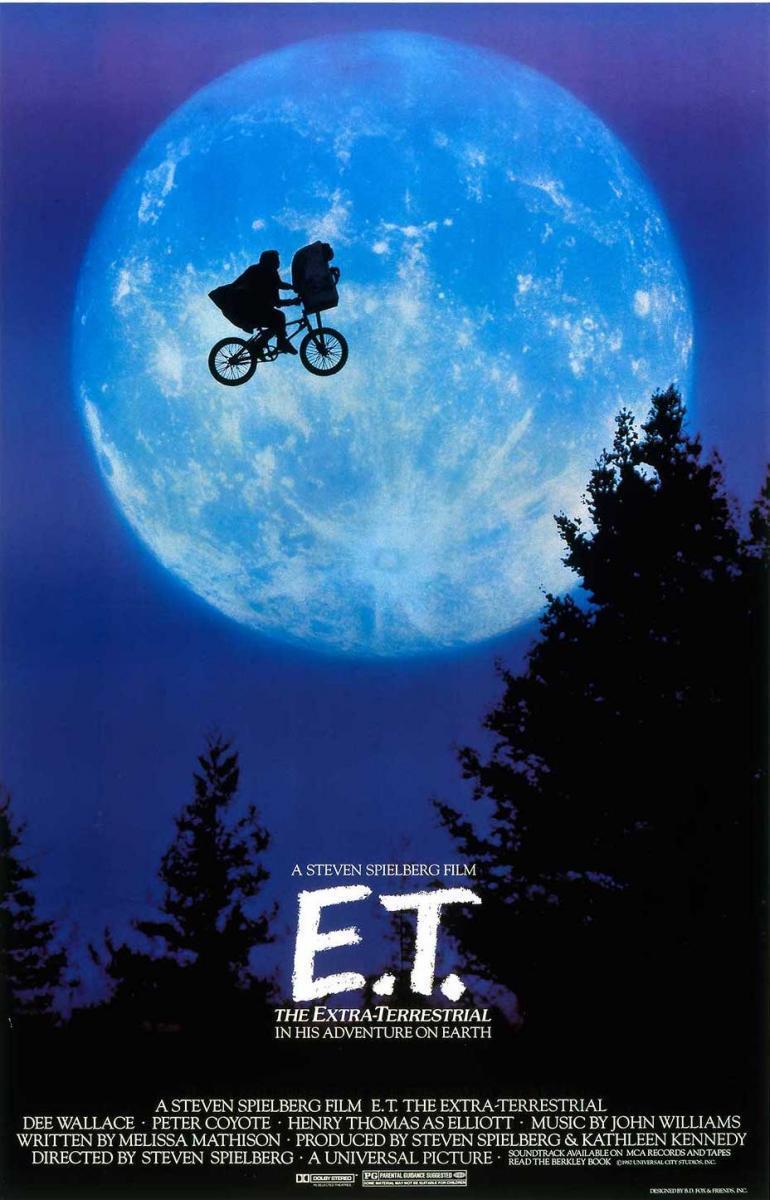 E.T. el extraterrestre (1982) [1080p] [Latino] [Google Drive](Enlace propio)