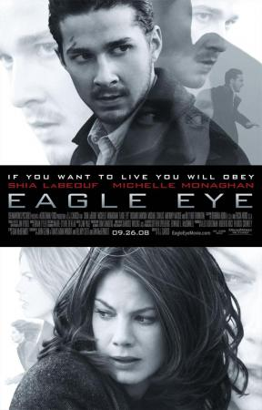 La conspiración del pánico (Eagle Eye)
