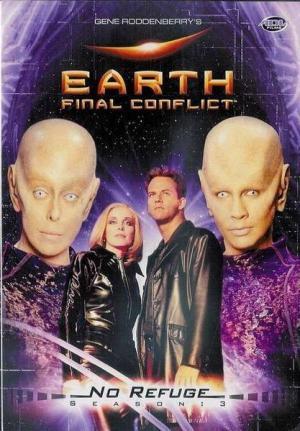 La Tierra: Conflicto final (Serie de TV)