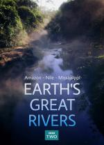 Earth's Great Rivers (Miniserie de TV)