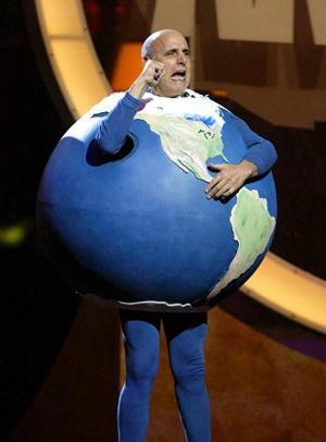 Earth to America (TV)
