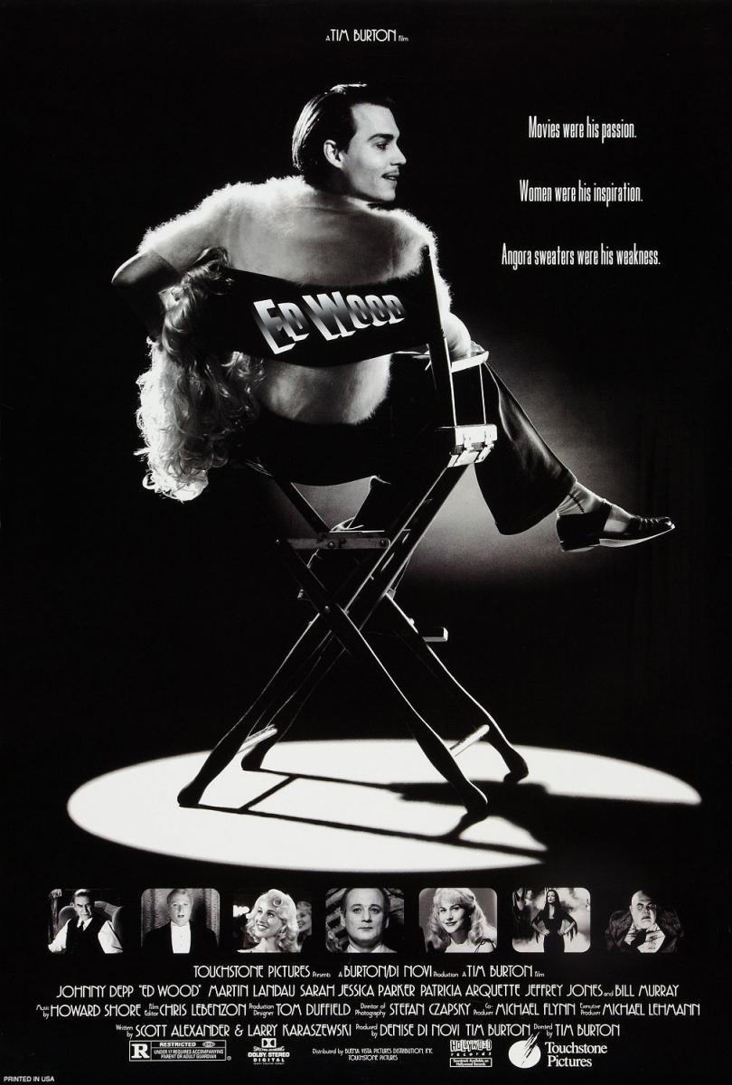 Últimas películas que has visto (las votaciones de la liga en el primer post) - Página 3 Ed_wood-376919731-large