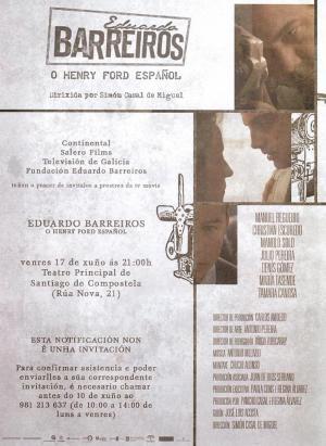 Eduardo Barreiros, el Henry Ford español (TV)