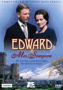 Edward & Mrs. Simpson (TV)
