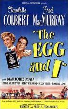 El huevo y yo