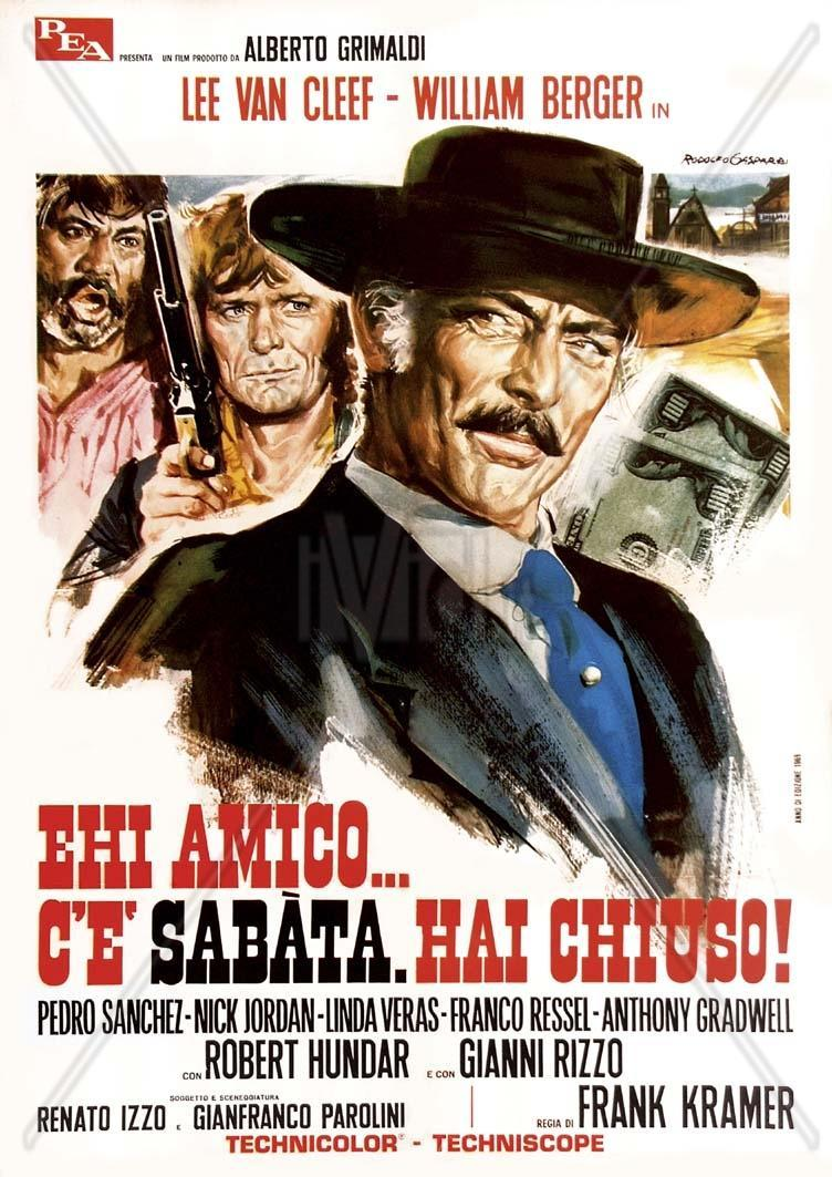 Sabata (1969) [Western] [Latino] [MEGA]
