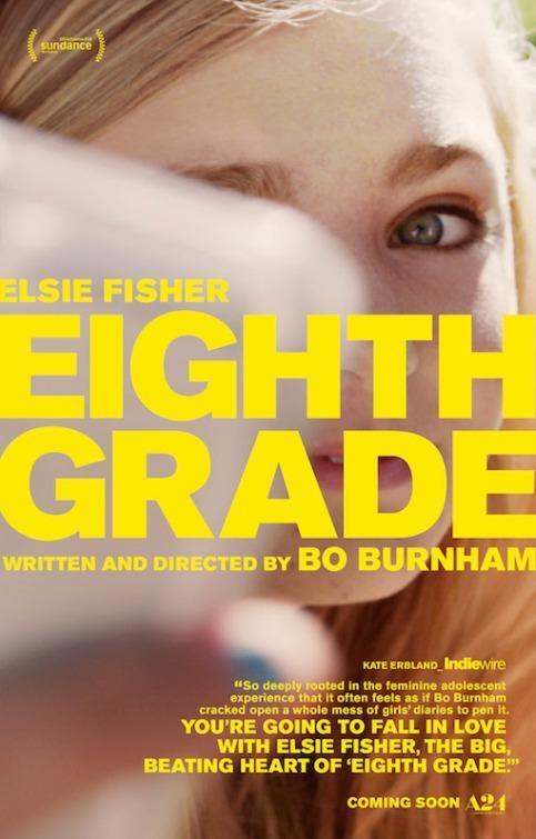 Eighth Grade [2018][Dual Latino][1080p][MEGA]