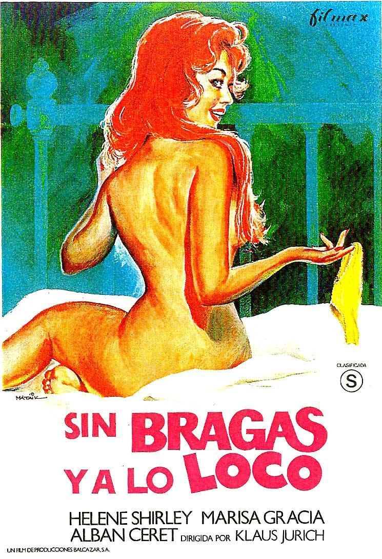 653be1495 Sin bragas y a lo loco (1982) - FilmAffinity