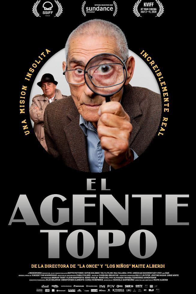 Votaciones de tus amigos a El agente topo (2020) - Filmaffinity