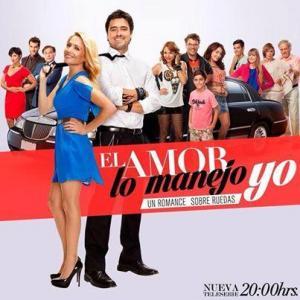 El amor lo manejo yo (TV Series)