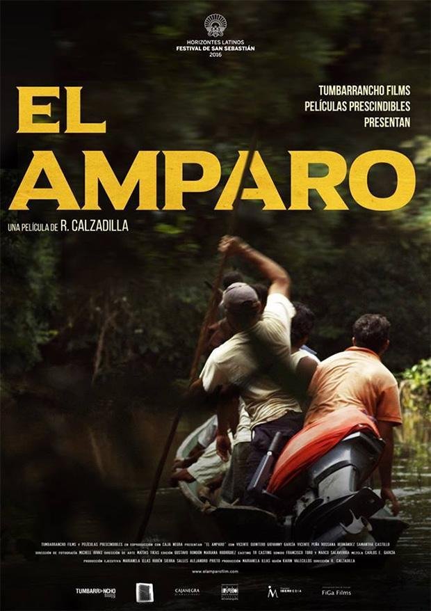 El amparo (2016) HD Latino MEGA ()