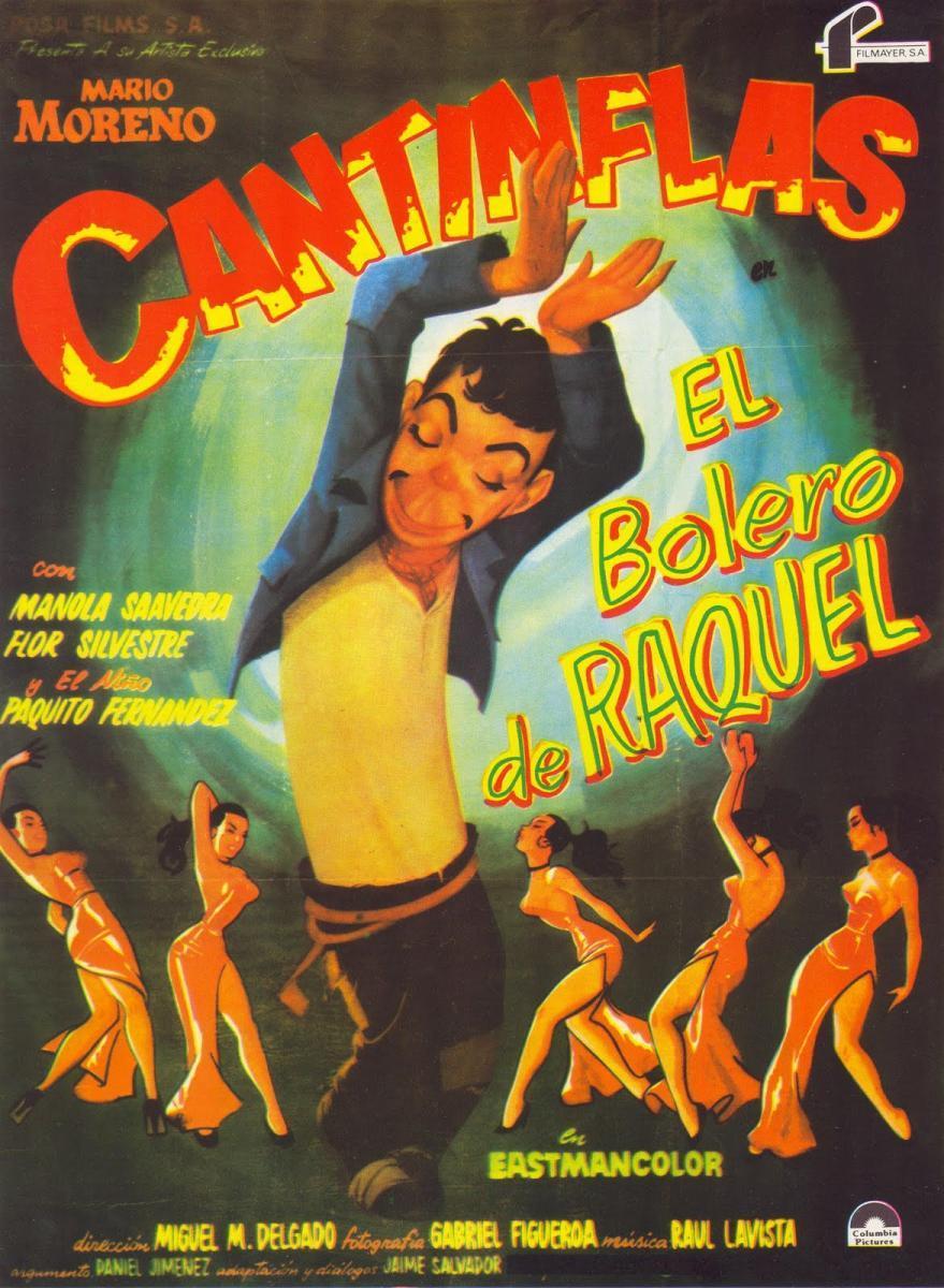 El Bolero De Raquel 1956 FilmAffinity