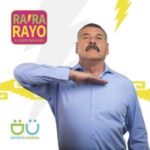 El candidato Rayo (TV Series)